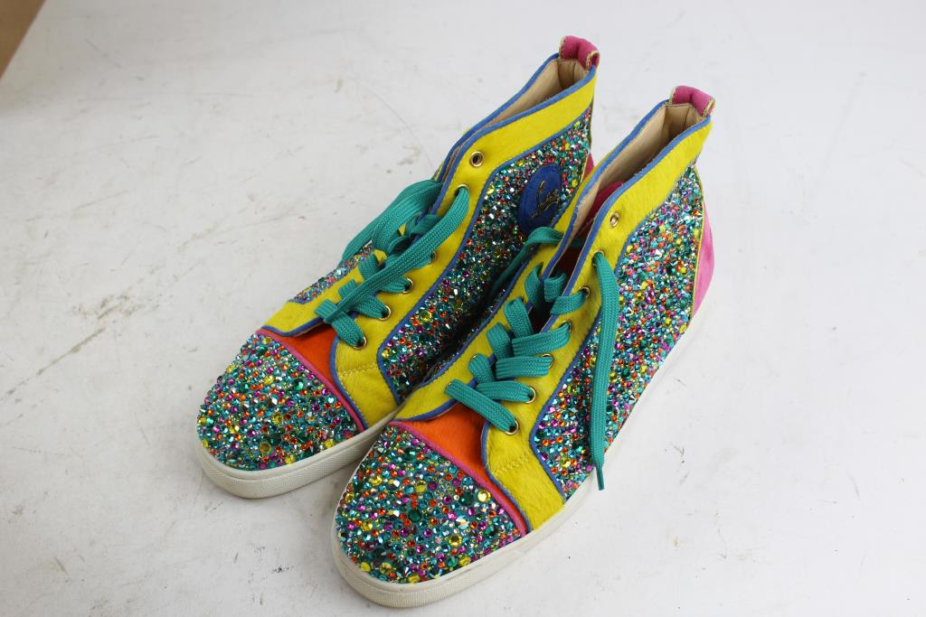 grand choix de 65301 05cb6 Christian Louboutin Paris Shoes | Property Room