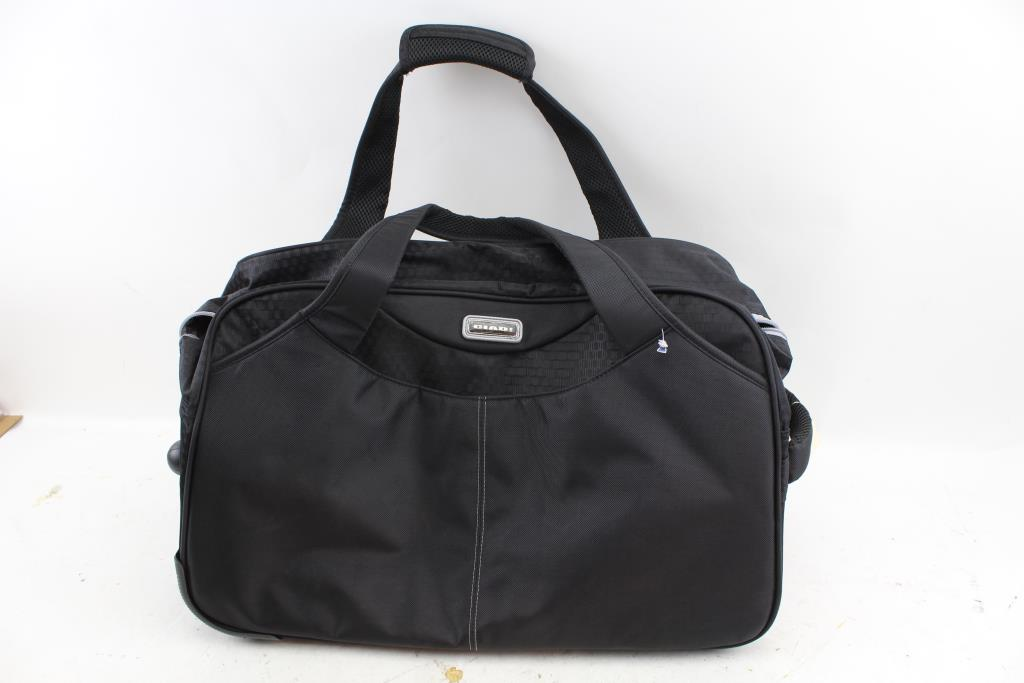bf6923502580 Image 1 of 3. Ciao! Rolling Duffel Bag