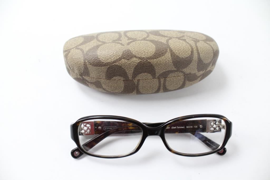 0917ca1192 Image 1 of 3. Coach Gloria HC60078 Eyeglasses