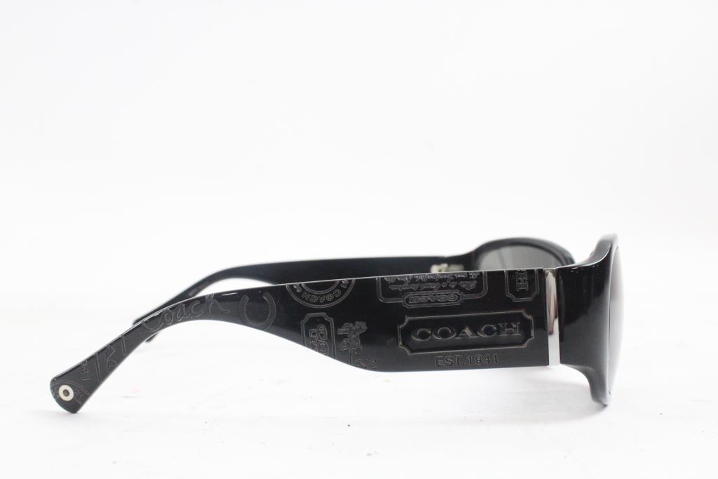 44a855057963 ... cheapest coach mens sunglasses e7e3b 715c5 denmark coach gavin mens  sunglasses dark tortoise ...