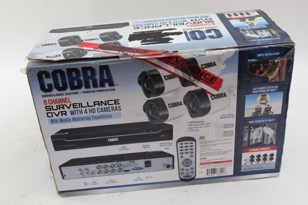 Cobra 63890 Software