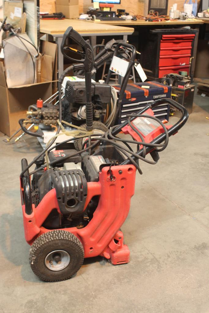 Coleman Powermate 2750 Pressure Washer Model Pw0952750