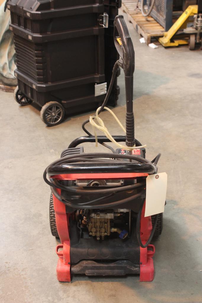 Coleman Powermate 2750 Pressure Washer Model Pw0952750