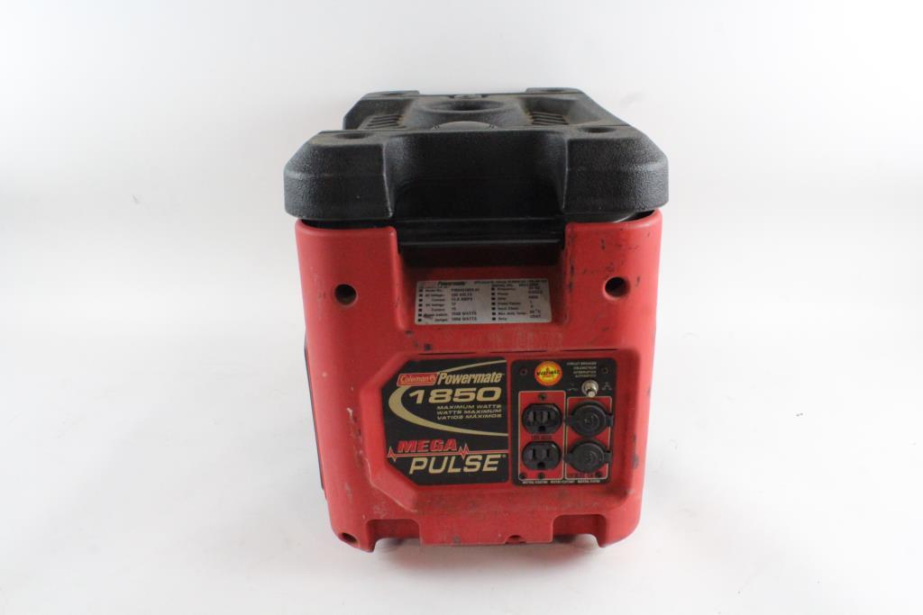 Coleman Powermate Generator | Property Room