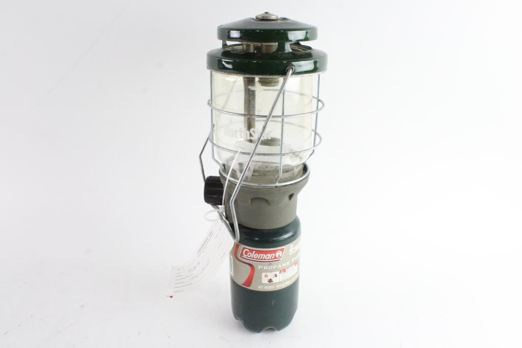 Coleman Propane Lantern | Property Room