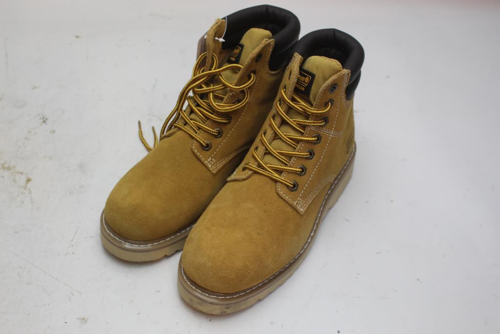 5b5f26f7fba Coleman Workwear Workman Men's Boots Size 9 1/2M | Property Room