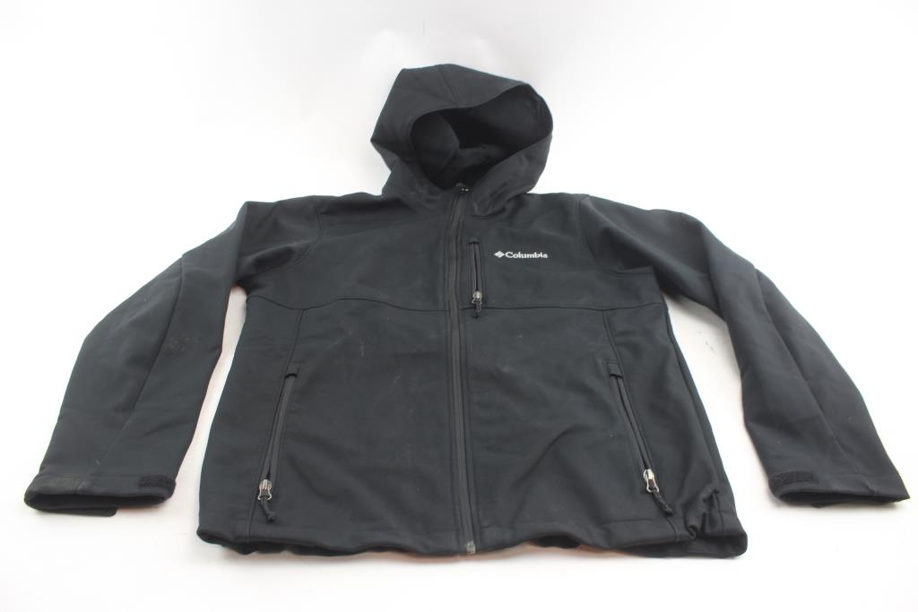 eed91d1db005 Columbia Men s Ascender Hooded Softshell Jacket  Size M