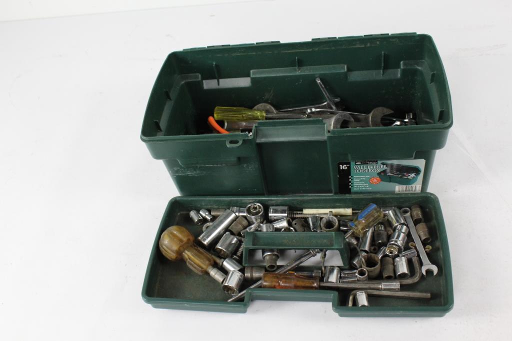 Outstanding Contico Tool Box Tools 25 Items Property Room Uwap Interior Chair Design Uwaporg