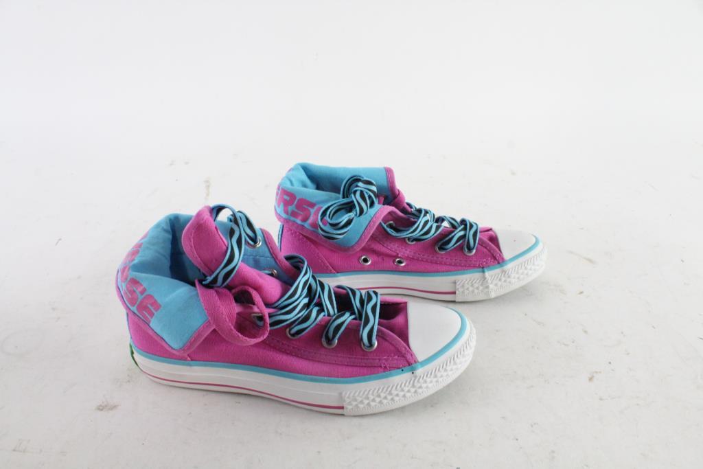 70f1e7450746b9 Converse Girls Shoes