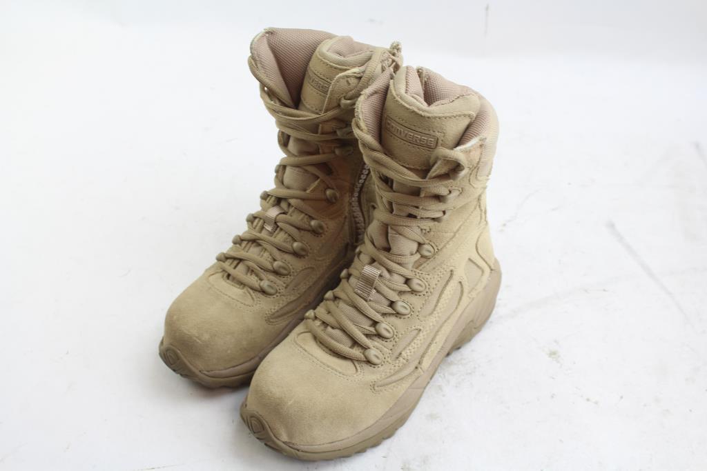 8a84528b419c Converse Tactical Boots 6.5 Womens