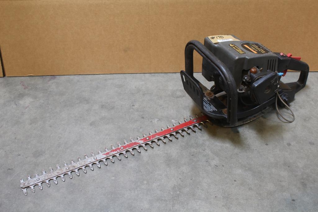 Craftsman 22 Gas Bushwacker Hedge Trimmer
