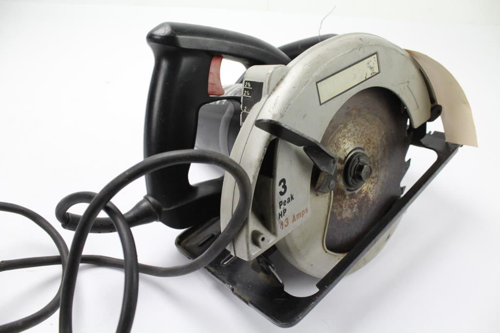 Craftsman 315.108420 Electric Circular Saw