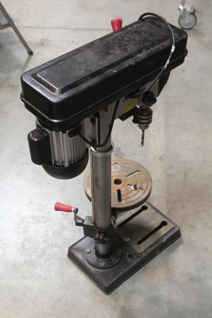 Car Audio Systems >> Craftsman 34985 Drill Press With Laser | Property Room