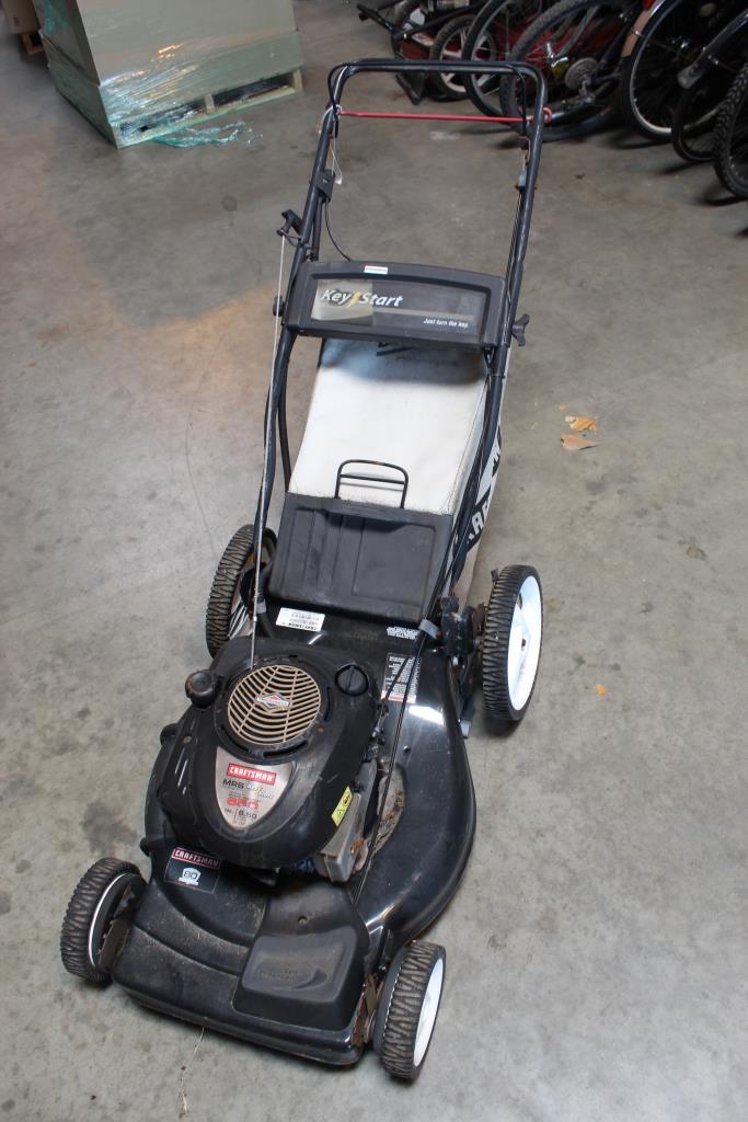Craftsman 650 Series Lawn Mower | Property Room