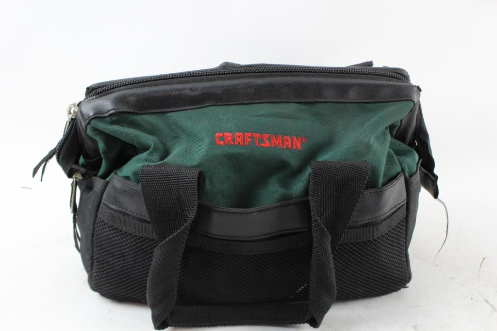 Craftsman Tool Bag With Tools 30 Pieces