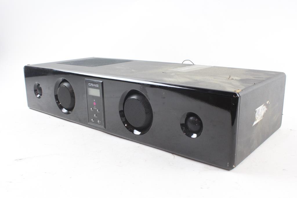 Craig Surround Sound System - Round Decorating Ideas