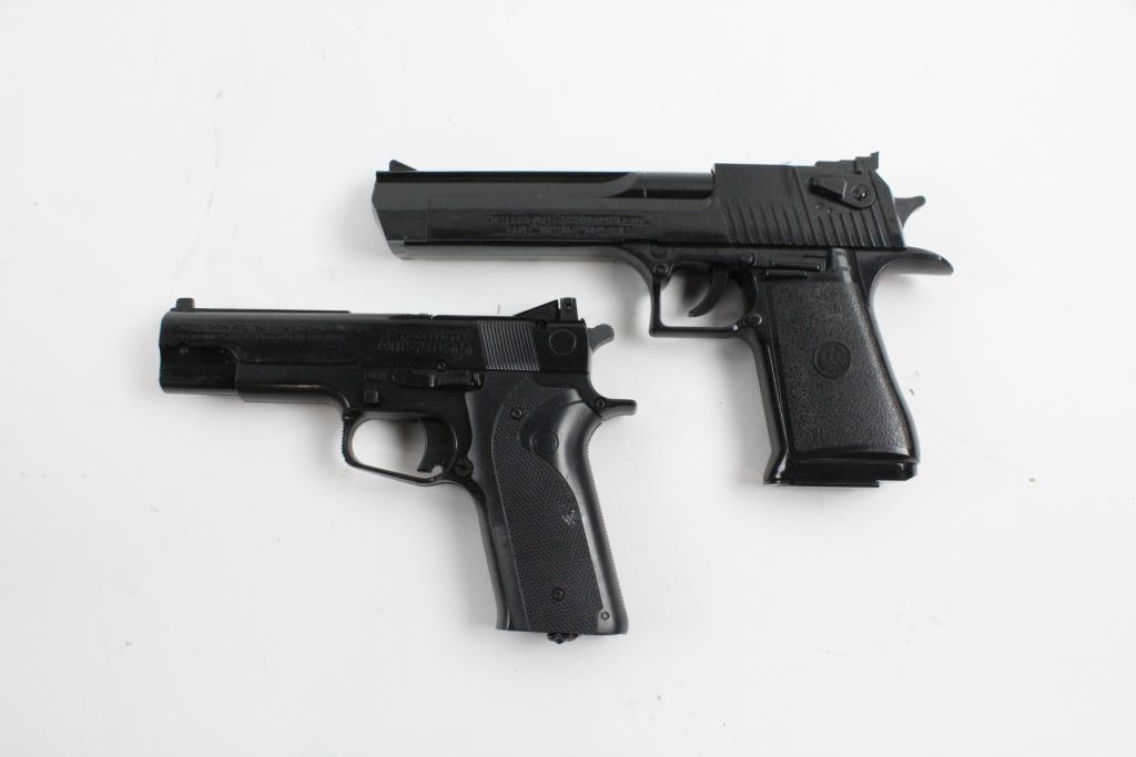 Crosman 1008 RepeatAir, Magnum I M I Desert Eagle, BB Guns