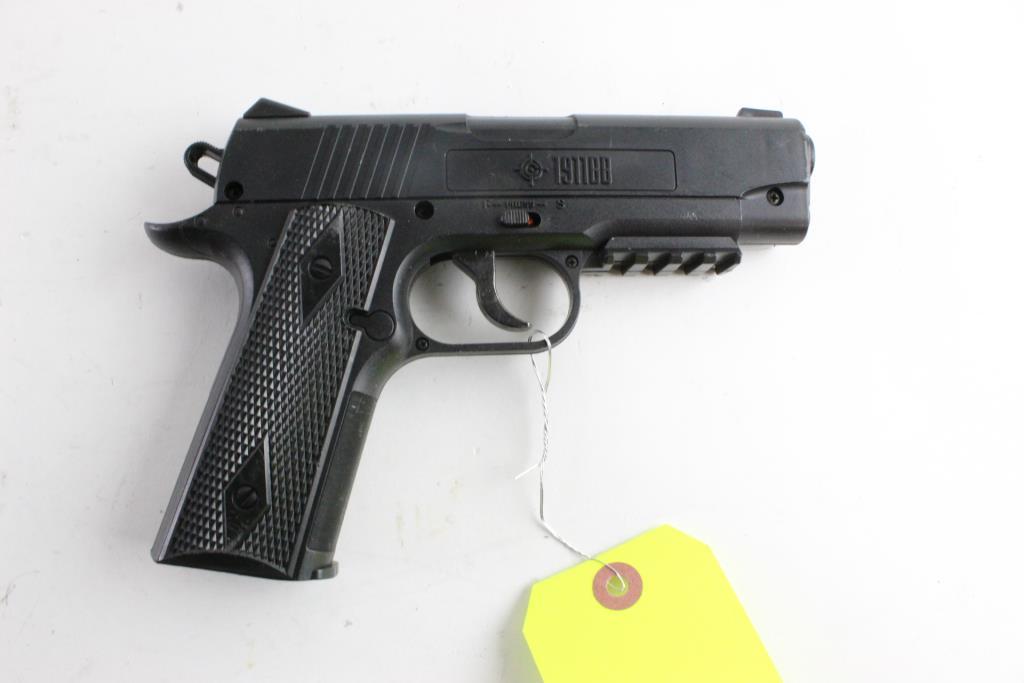 Crosman 1911BB CO2 Airsoft Gun | Property Room