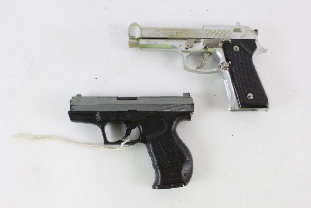 crosman and daisy air soft pistols sold for parts property room rh propertyroom com James Bond Walther P99 Walther PPQ