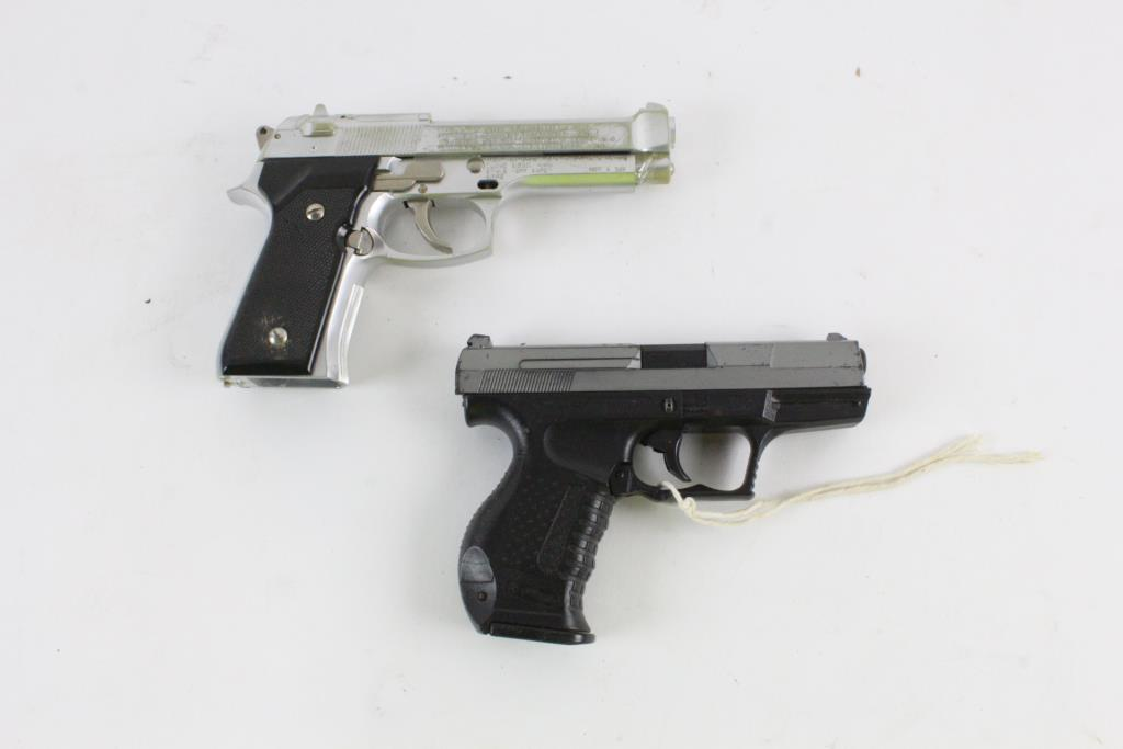 Crosman And Daisy Air Soft Pistols, Sold For Parts