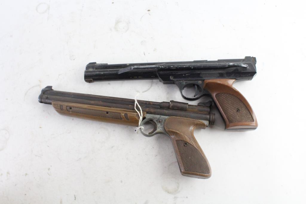 Crosman And Daisy Pellet Guns, 2 Pieces | Property Room