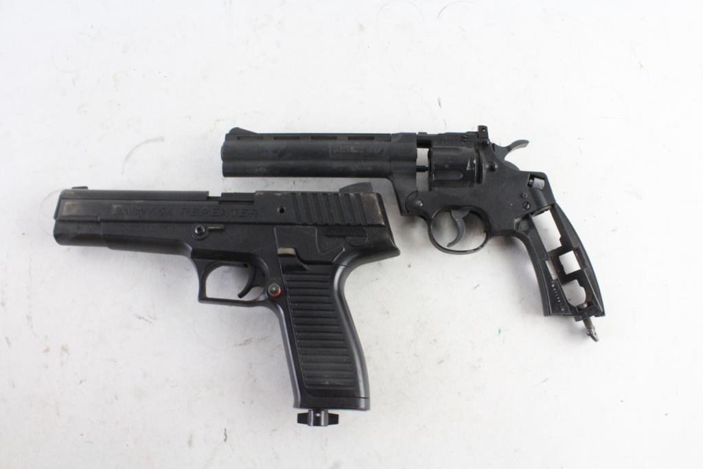 Daisy And Crosman, Pellet And BB Guns, 2 Pieces, Sold For