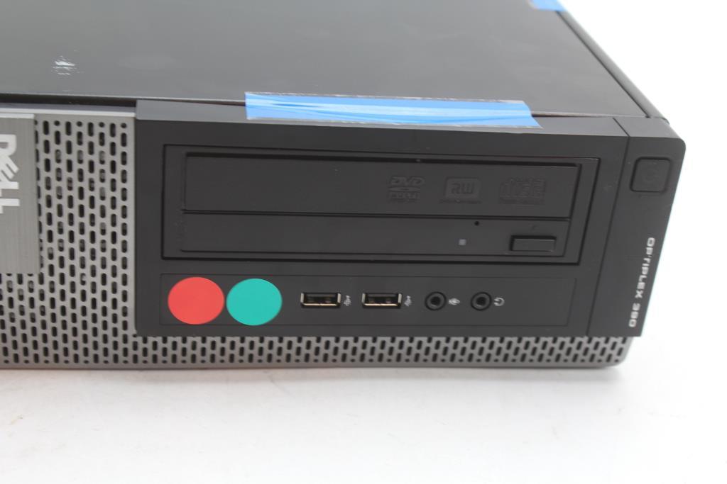 Dell OptiPlex 390 Desktop Computer   Property Room