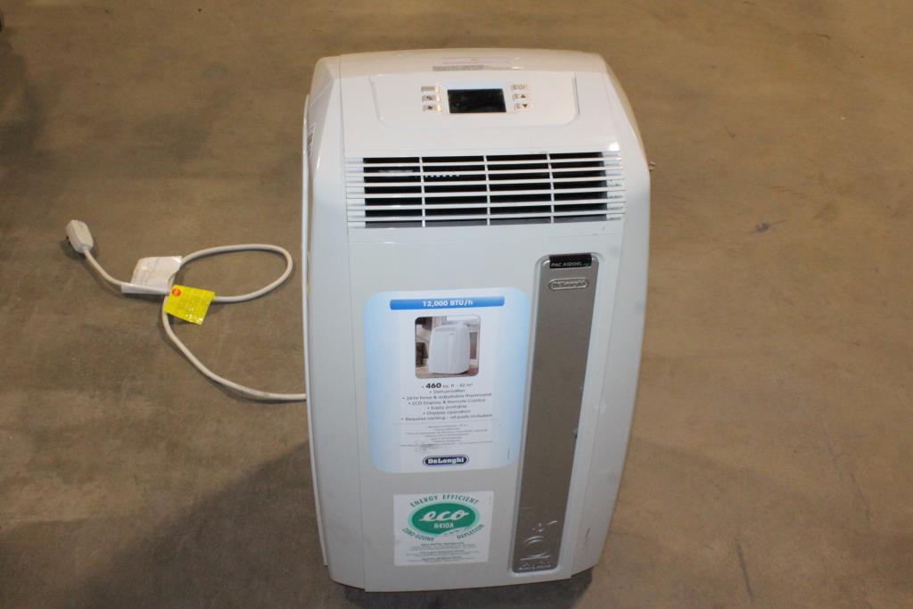 Delonghi 12 000 Btu Portable Air Conditioner Property Room