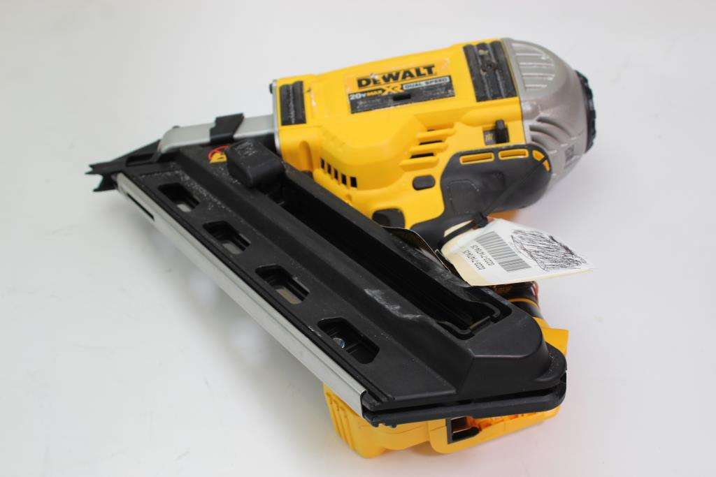 Funky Dewalt Cordless Framing Nailer Component - Framed Art Ideas ...