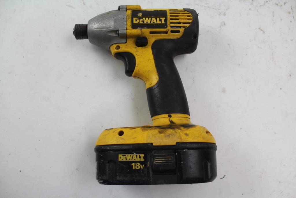 DEWALT DW056 18V CORDLESS IMPACT WINDOWS 8 X64 TREIBER