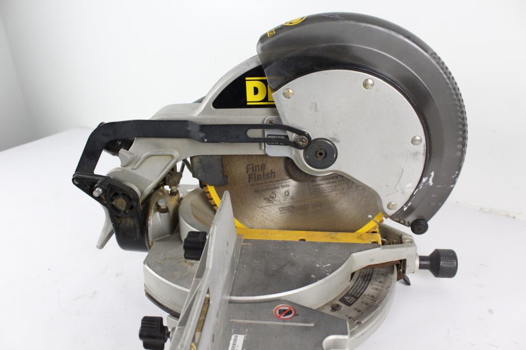 DeWalt DW705 Compound Miter Saw | Property Room