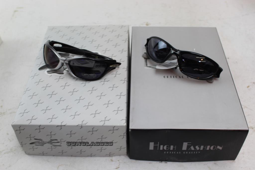 e369813fc7e Image 1 of 4. DG Eyewear And X Loop Sunglasses Bulk Lot ...