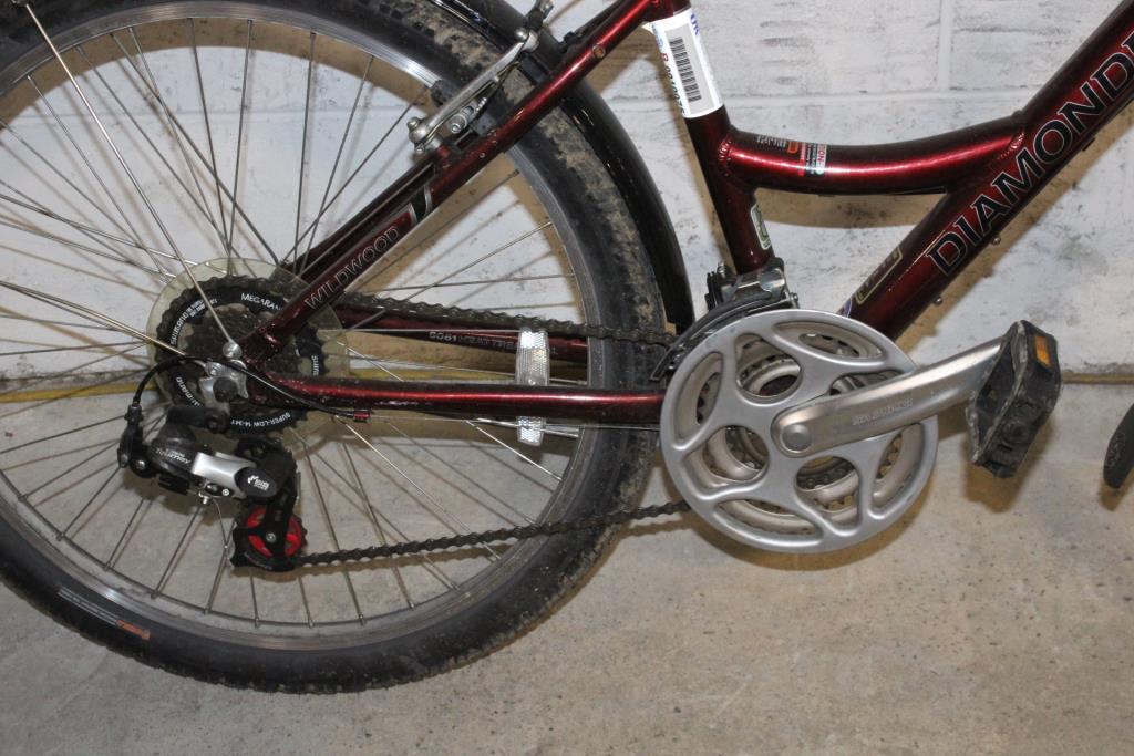 Diamondback Hybrid Bike | Property Room