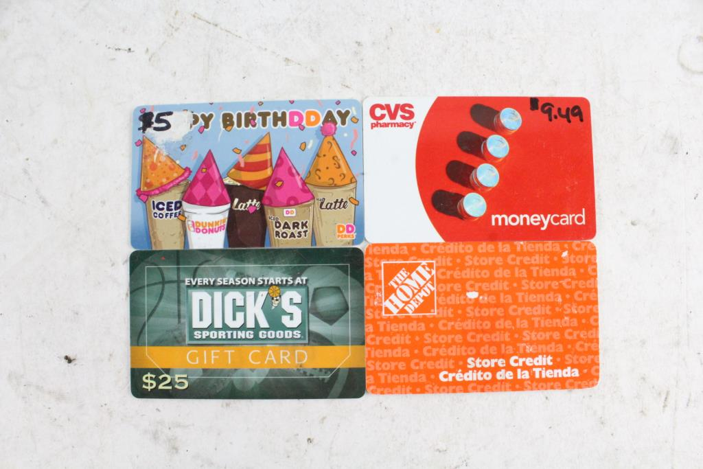 dick s sporting goods gift card dick s sporting goods and other gift card 41 55 6572