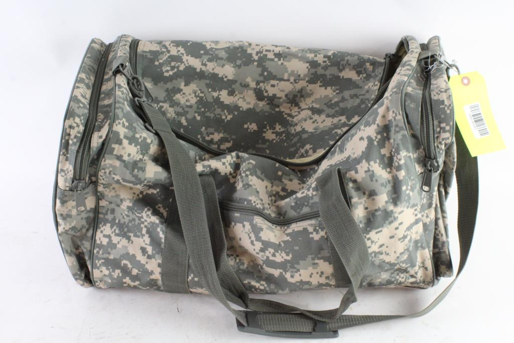 92430c65fe93 Image 1 of 2. Digital Camo Duffle Bag