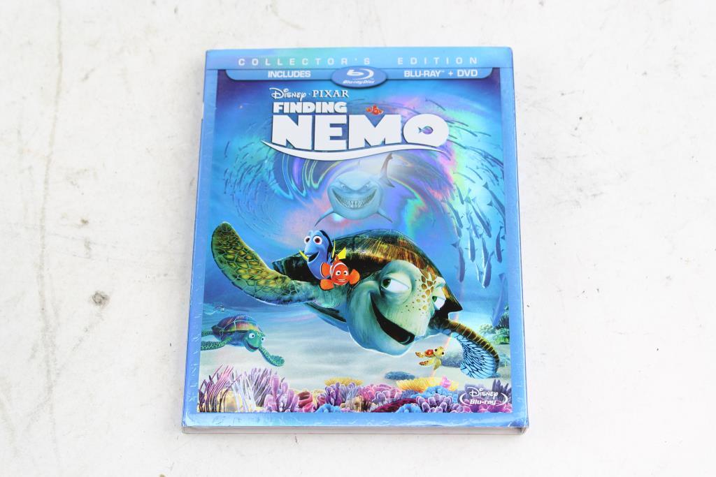 Disney Pixar Finding Nemo Blu Ray Dvd Movie | Property Room