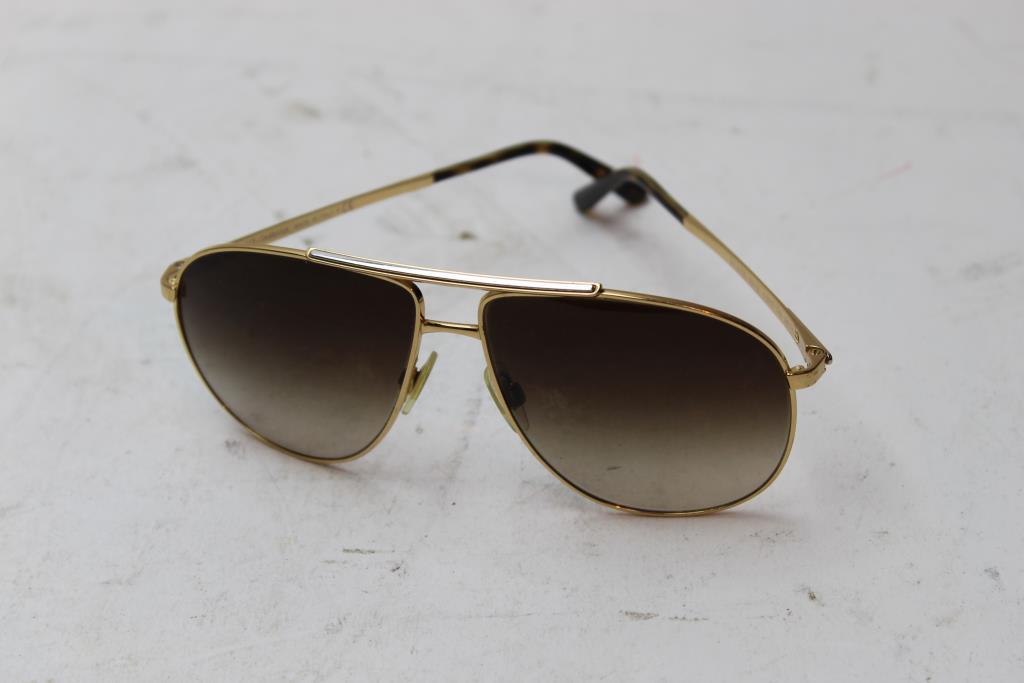 c539dc6f686 Dolce   Gabbana Aviator Sunglasses