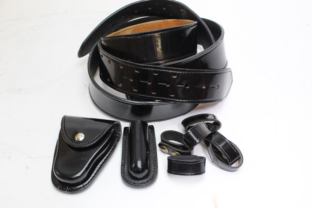 Don Hume, Gould Goodrich, + More Holsters And Belts 10+