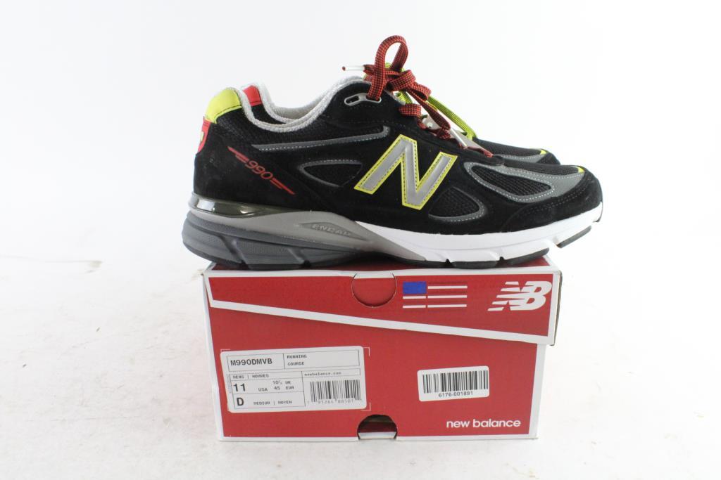 ac1b814082ae DTLR x New Balance DMV2 990v4 Mens Shoes