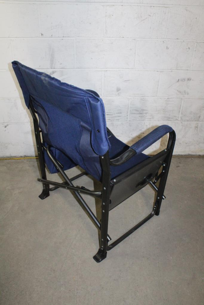 Due North Folding Chair Property Room
