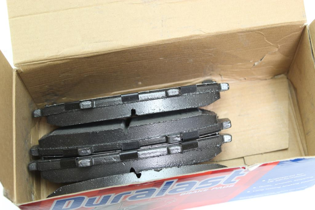 Duralast Brake Pads >> Duralast Brake Pads 1 Set Property Room