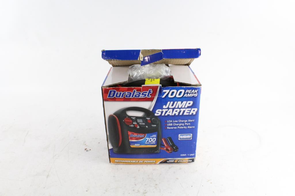 Duralast Jump Starter 700