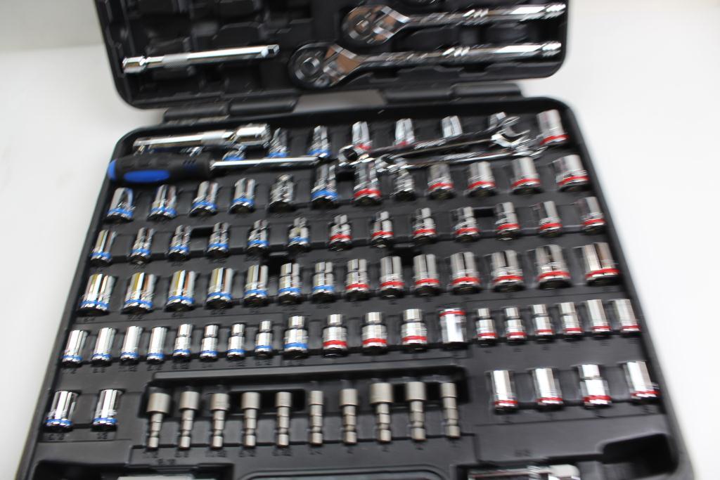 duralast tool set; 60+ pieces | property room