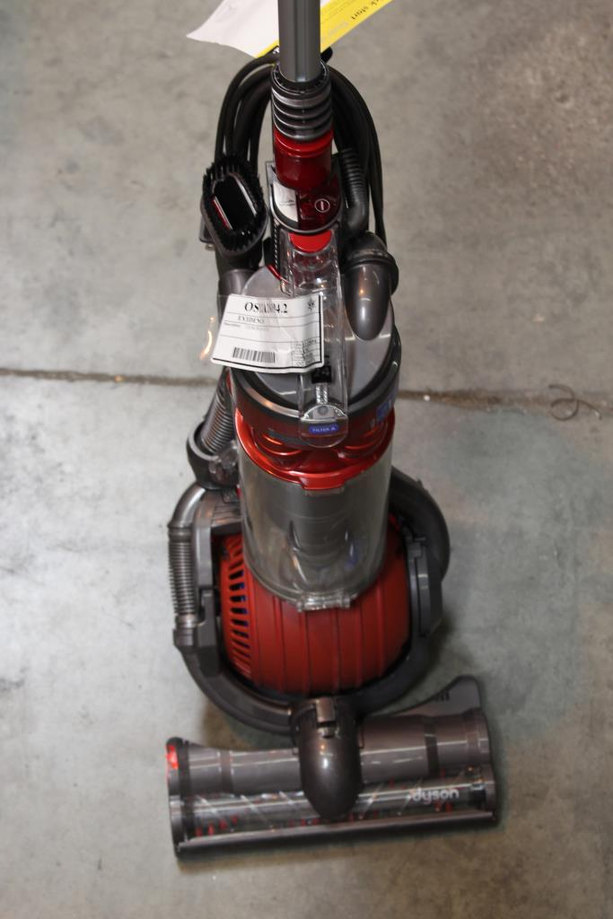 Dyson Dc24 Ball All Floors Upright Vacuum Cleaner