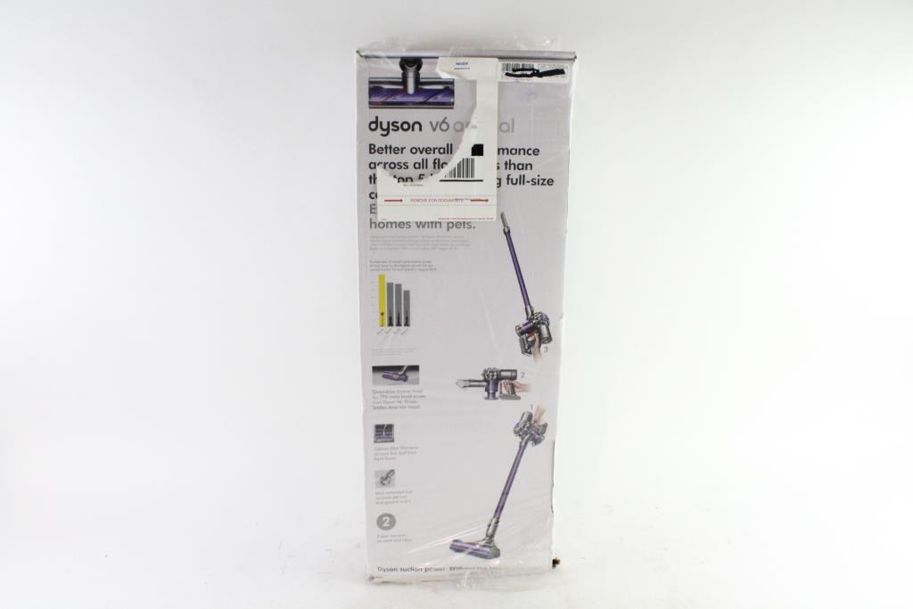 Image of: Handstick Image Of 2 Dyson V6 Animal Vacuum Cleaner Propertyroomcom Dyson V6 Animal Vacuum Cleaner Property Room