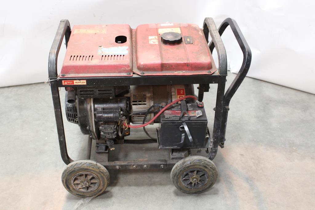 Eastern Tools Amp Equipment Etq Power Diesel Generator