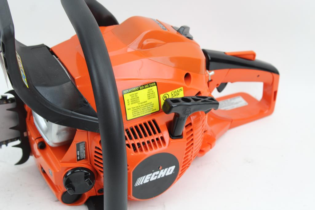 Echo Cs-490 Gas Powered Chainsaw | Property Room
