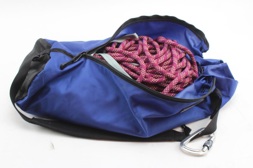 Edelweiss Rope In Metolius Bag