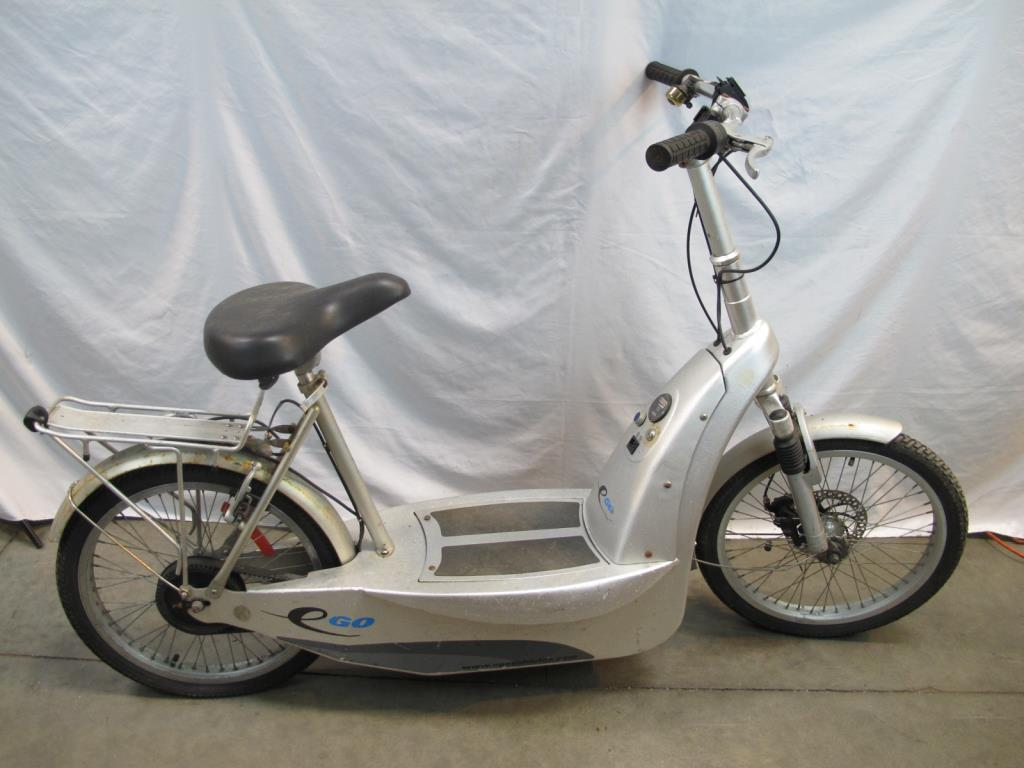 Ego Electric Scooter Property Room