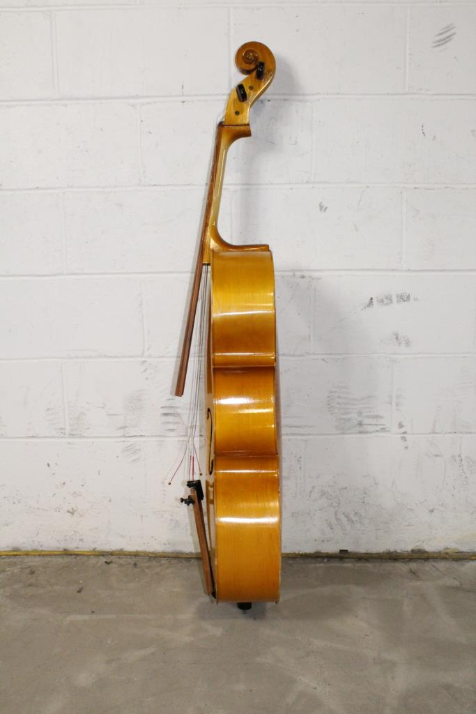 Engelhardt cello serial number dating